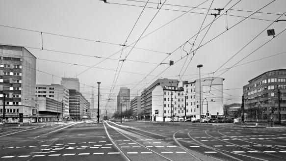Die Berliner Akzisemauer