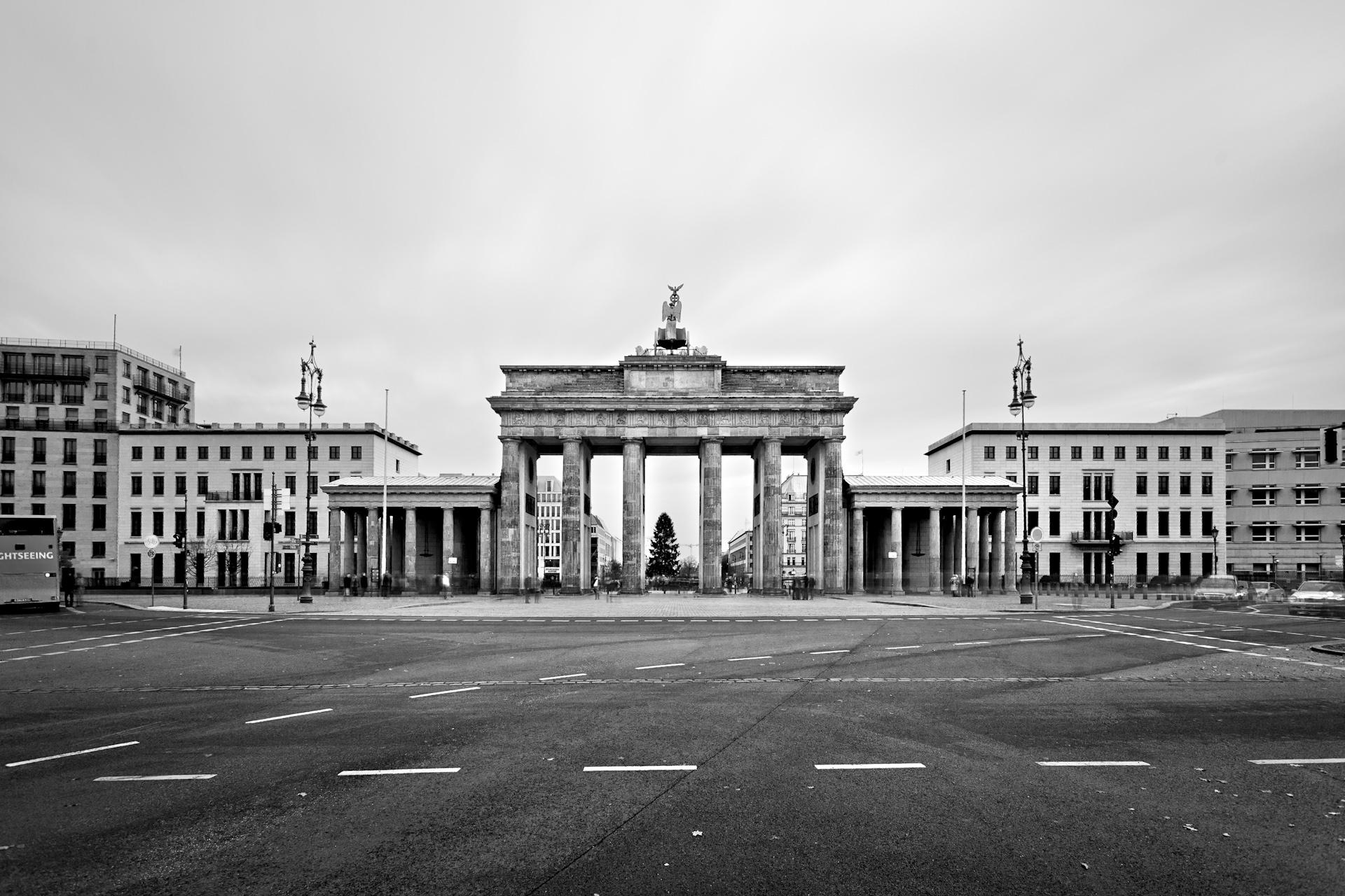 17 Brandenburger Tor
