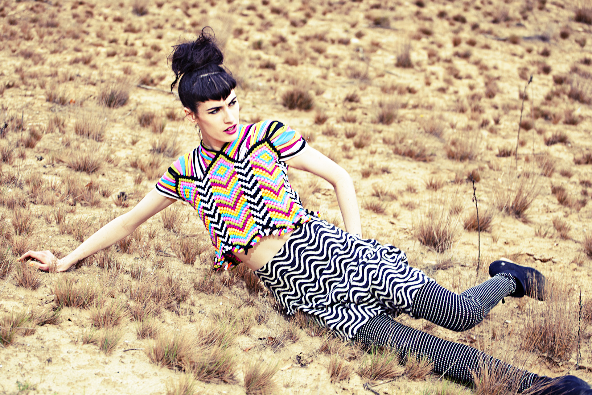 Fashion Nassrin Eder, Model Loca Charisma 05
