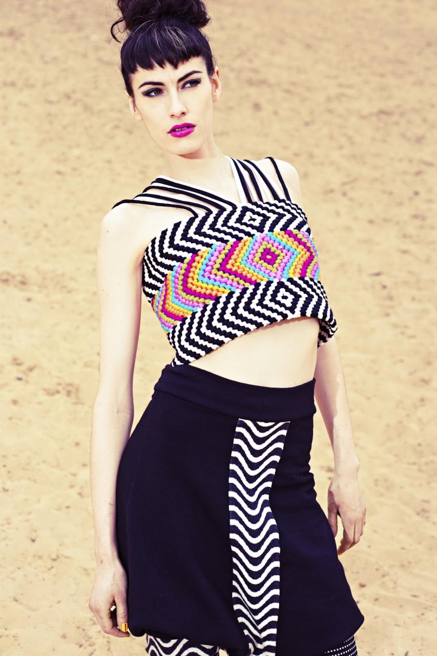 Fashion Nassrin Eder, Model Loca Charisma 16