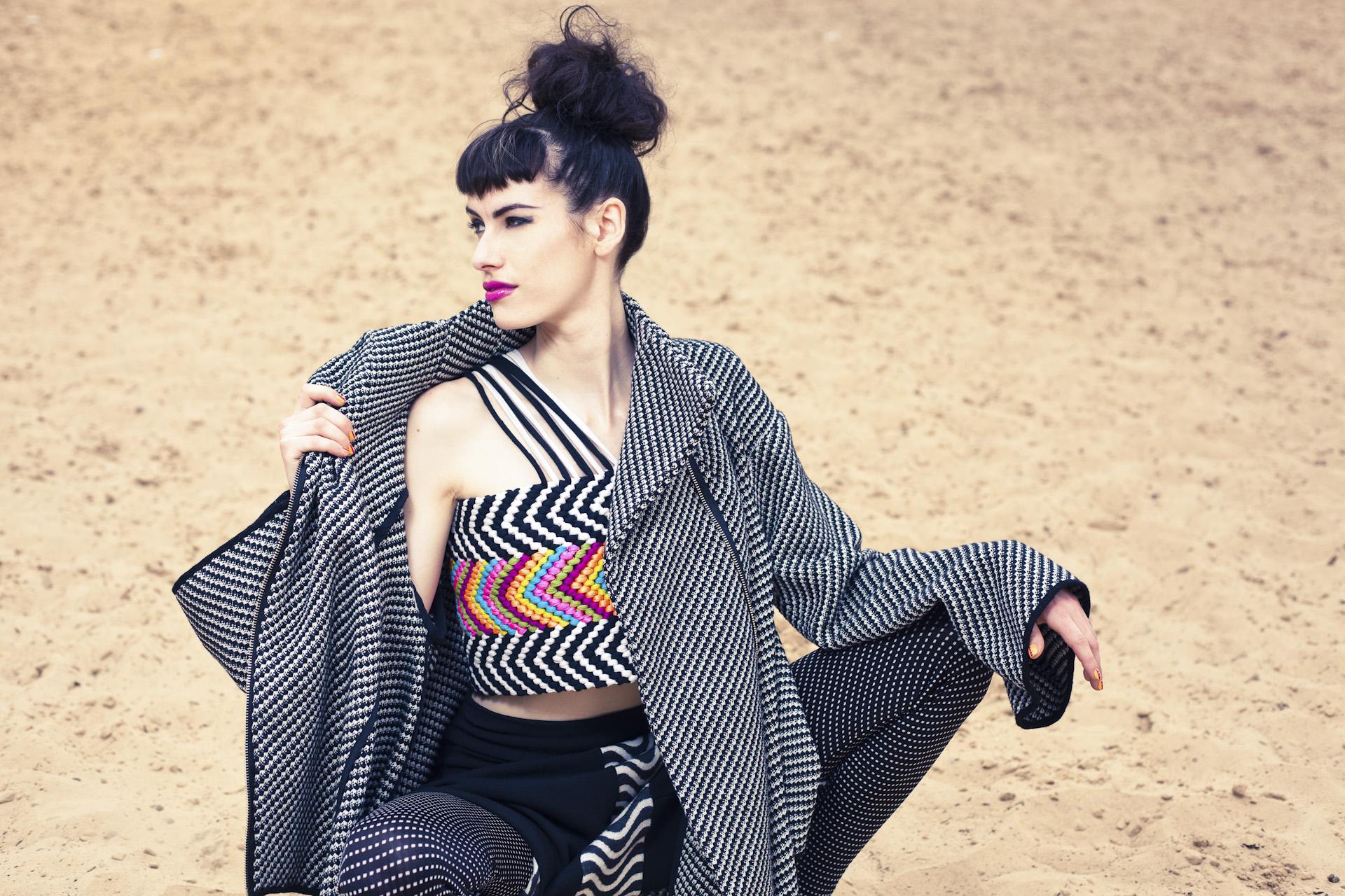 Fashion Nassrin Eder, Model Loca Charisma 17