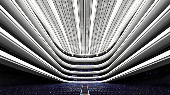 City of Arts and Science Interieur
