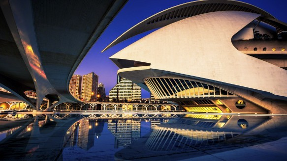 City of Arts and Sciences II