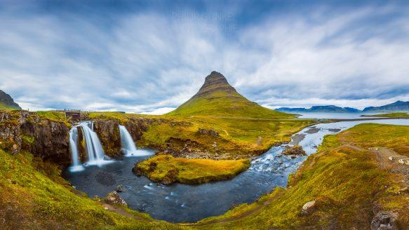 Island Saga Panorama